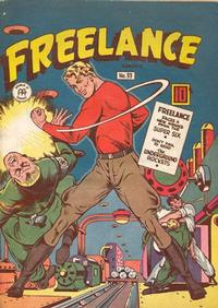 Cover Thumbnail for Freelance Comics (Anglo-American Publishing Company Limited, 1941 series) #33