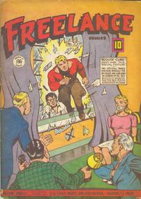 Cover Thumbnail for Freelance Comics (Anglo-American Publishing Company Limited, 1941 series) #35