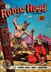 Cover Thumbnail for Robin Hood and Company Comics (Anglo-American Publishing Company Limited, 1946 series) #32