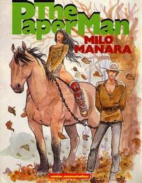 Cover Thumbnail for The Paper Man (Catalan Communications, 1986 series) #[nn]