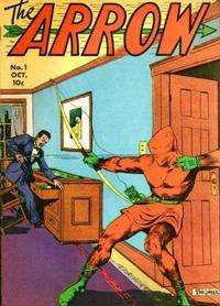 Cover Thumbnail for The Arrow (Centaur, 1940 series) #1