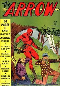 Cover Thumbnail for The Arrow (Centaur, 1940 series) #2