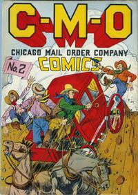 Cover Thumbnail for C-M-O Comics (Centaur, 1942 series) #2