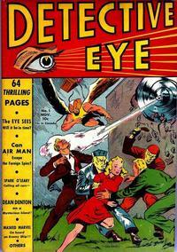 Cover Thumbnail for Detective Eye (Centaur, 1940 series) #1