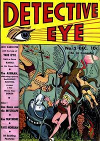 Cover Thumbnail for Detective Eye (Centaur, 1940 series) #2