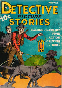 Cover Thumbnail for Detective Picture Stories (Comics Magazine Company, 1936 series) #2