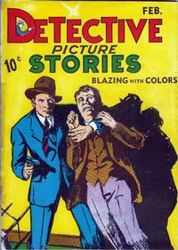 Cover Thumbnail for Detective Picture Stories (Comics Magazine Company, 1936 series) #3