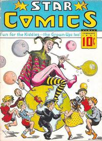 Cover Thumbnail for Star Comics (Chesler / Dynamic, 1937 series) #1