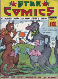 Cover Thumbnail for Star Comics (Chesler / Dynamic, 1937 series) #2