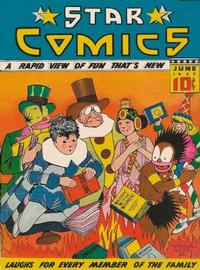 Cover Thumbnail for Star Comics (Chesler / Dynamic, 1937 series) #4