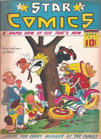 Cover Thumbnail for Star Comics (Chesler / Dynamic, 1937 series) #6