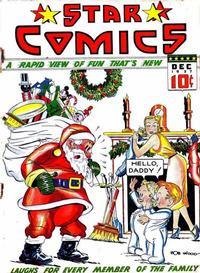 Cover Thumbnail for Star Comics (Ultem, 1937 series) #8
