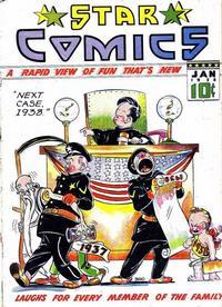 Cover Thumbnail for Star Comics (Ultem, 1937 series) #9