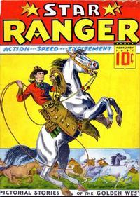 Cover Thumbnail for Star Ranger (Chesler / Dynamic, 1937 series) #1