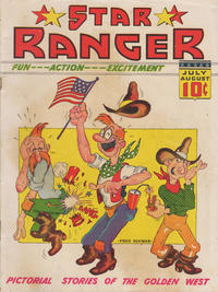 Cover Thumbnail for Star Ranger (Chesler / Dynamic, 1937 series) #5