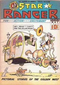 Cover Thumbnail for Star Ranger (Centaur, 1938 series) #v1#12