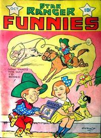 Cover Thumbnail for Star Ranger Funnies (Centaur, 1938 series) #v1#15