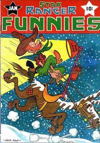 Cover Thumbnail for Star Ranger Funnies (Centaur, 1938 series) #v2#1