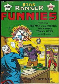 Cover Thumbnail for Star Ranger Funnies (Centaur, 1938 series) #v2#5