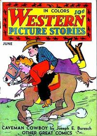 Cover Thumbnail for Western Picture Stories (Comics Magazine Company, 1937 series) #4