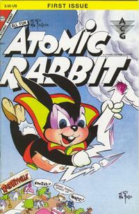 Cover Thumbnail for Atomic Rabbit & Friends (Avalon Communications, 1996 series) #1