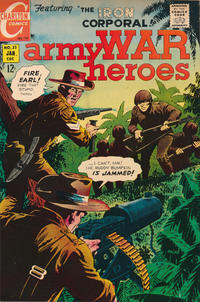 Cover Thumbnail for Army War Heroes (Charlton, 1963 series) #23