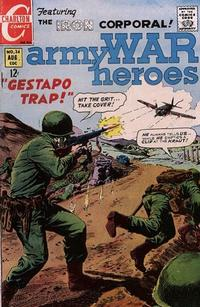 Cover Thumbnail for Army War Heroes (Charlton, 1963 series) #26