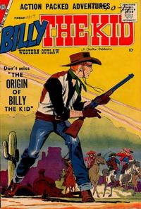 Cover Thumbnail for Billy the Kid (Charlton, 1957 series) #15