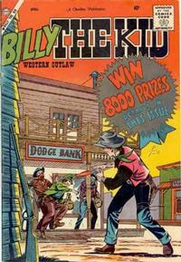 Cover Thumbnail for Billy the Kid (Charlton, 1957 series) #16