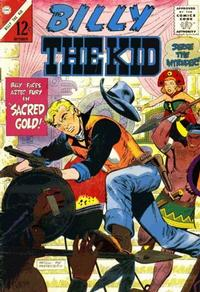 Cover Thumbnail for Billy the Kid (Charlton, 1957 series) #52