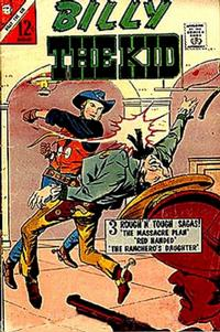 Cover Thumbnail for Billy the Kid (Charlton, 1957 series) #59