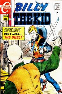 Cover Thumbnail for Billy the Kid (Charlton, 1957 series) #64