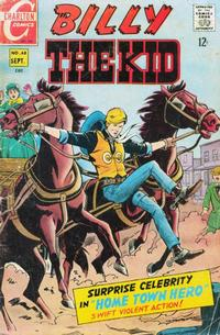 Cover Thumbnail for Billy the Kid (Charlton, 1957 series) #68