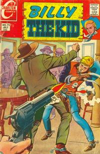 Cover Thumbnail for Billy the Kid (Charlton, 1957 series) #79