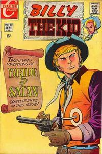Cover Thumbnail for Billy the Kid (Charlton, 1957 series) #80