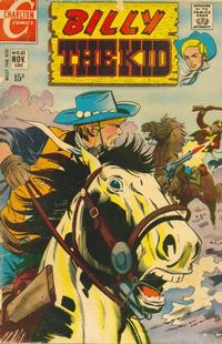 Cover Thumbnail for Billy the Kid (Charlton, 1957 series) #81