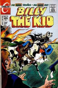 Cover Thumbnail for Billy the Kid (Charlton, 1957 series) #91