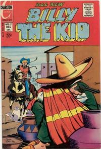 Cover Thumbnail for Billy the Kid (Charlton, 1957 series) #97