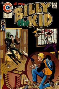Cover Thumbnail for Billy the Kid (Charlton, 1957 series) #110