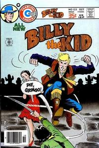 Cover Thumbnail for Billy the Kid (Charlton, 1957 series) #123