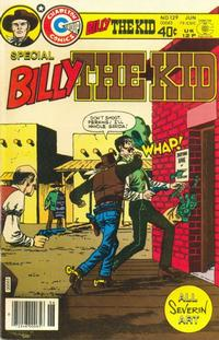 Cover Thumbnail for Billy the Kid (Charlton, 1957 series) #129