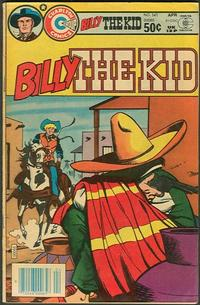 Cover Thumbnail for Billy the Kid (Charlton, 1957 series) #141