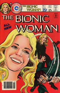 Cover Thumbnail for Bionic Woman (Charlton, 1977 series) #1