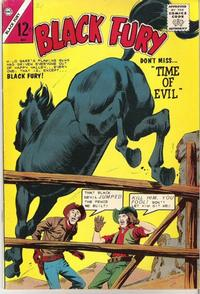 Cover Thumbnail for Black Fury (Charlton, 1955 series) #47