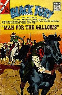 Cover Thumbnail for Black Fury (Charlton, 1955 series) #50