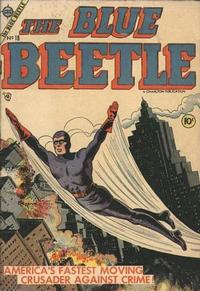 Cover Thumbnail for Blue Beetle (Charlton, 1955 series) #18
