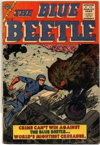 Cover Thumbnail for The Blue Beetle (Charlton, 1955 series) #19
