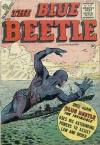 Cover Thumbnail for The Blue Beetle (Charlton, 1955 series) #21