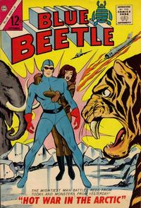 Cover for Blue Beetle (Charlton, 1964 series) #2
