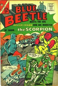 Cover Thumbnail for Blue Beetle (Charlton, 1965 series) #50